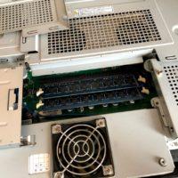 NECモニタ一体型パソコンSSD換装
